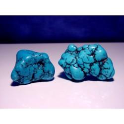 Turquoise - Pierre roulée